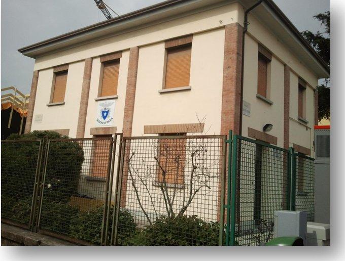 La sede del Club Alpino Italiano, sezione di Imola (Foto by Maria Teresa)